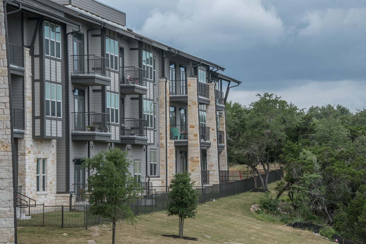 Apartments Southwest Austin Ocotillo Apartments
